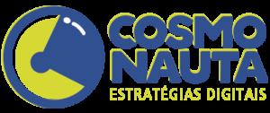 Logomarca Cosmonauta