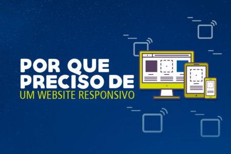 Por que preciso de um website responsivo?
