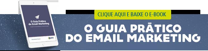 """Baixe o e-book """"O guia prático do e-mail marketing"""""""